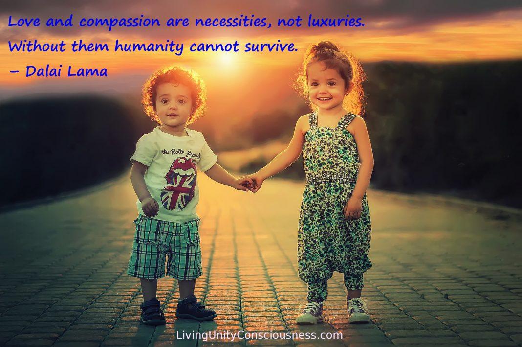 children-love-compassion