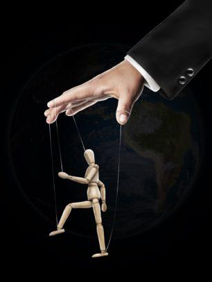 hand-puppet